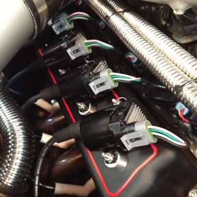 Wire Harness From Chevy Coils To Ford Dis Coil Pack 51