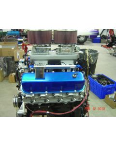 Big Block Chevrolet Complete Mass Air Sequential Port EFI System Tunnel Ram