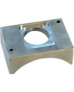 Drop-In Sensor Weld-On Flange - Aluminum