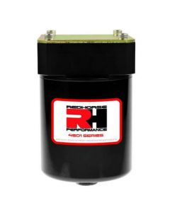 High Flow Canister Style Fuel Filter E85 Compatible