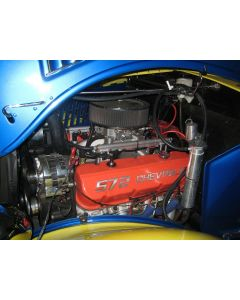 Big Block Tall Deck Chevrolet Complete Mass Air Sequential Port EFI System