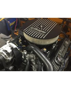 Small Block Chrysler with Magnum Heads Complete Mass Air Sequential Port EFI System