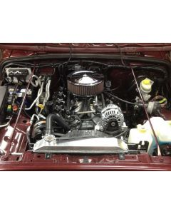 LS Chevrolet Complete Mass Air Sequential Port EFI System