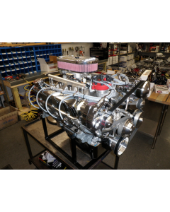 Ford FE Ford Complete Mass Air Sequential Port EFI System