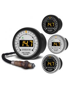 Innovate Motorsports MTX-L Plus Digital Air/Fuel Ratio Gauge Kit (8 Ft. Sensor Cable)