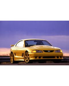Pro-M EFI Engine Management System for the 1996 - 1998 Mustang