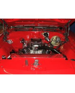 350 Buick Complete Mass Air Sequential Port EFI System